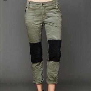 Free People cargo pants